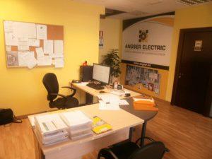 Nuestras instalaciones Angser