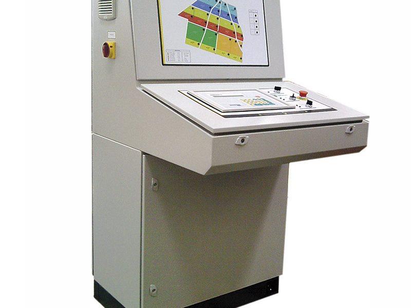 Cuadro automatización riego